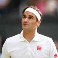 Roger Federer acknowledges he may not return to the All England Club after crushing quarterfinal defeat. | PETER VAN DEN BERG / USA TODAY / VIA REUTERS