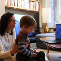 The often-unsatisfactory experience of students, teachers and parents with distance learning suggests that remote education will continue only selectively.  | REUTERS