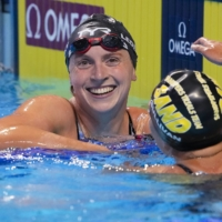 U.S. swimmers say decision to ban fans in Tokyo will not have impact on performance