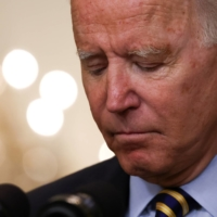U.S. President Joe Biden delivers remarks on the administration's continued drawdown efforts in Afghanistan in a speech from the East Room at the White House in Washington on July 8.   REUTERS