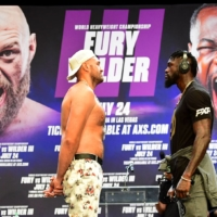 Tyson Fury tests positive for COVID-19, fight with Deontay Wilder postponed