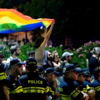 Georgia probes death of journalist beaten during attacks on LGBT+ supporters