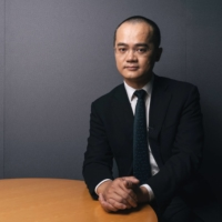 Wang Xing, the chairman of food-delivery giant Meituan, has mostly steered clear of the public spotlight since he posted a 1,100-year-old poem in May that some regarded as an implicit criticism of the government. | BLOOMBERG