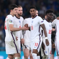 England's Black players face racist abuse after Euro 2020