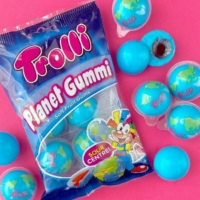 Trolli Planet Gummi: Taking a bite out of Earth never sounded so great