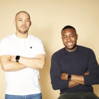 Soul Cap founders Michael Chapman and Tokunbo Ahmed-Salawudeen | LUKE HUTSON FLYNN / VIA THE NEW YORK TIMES