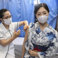 Pfizer vaccine crunch continues to trouble Japan's inoculation efforts