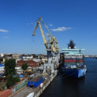Russia races to build giant icebreakers in bid for Arctic dominance