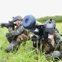 U.S. Marines use Japanese language during drill to improve ties with SDF