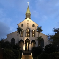Nagasaki is home to Japan's oldest surviving wooden church, Oura Catholic Church. | MICHAEL HASSETT