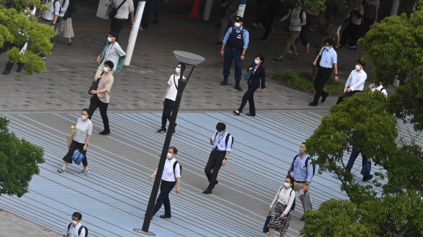 'Telework fatigue' sees more Japanese workers going back to the office