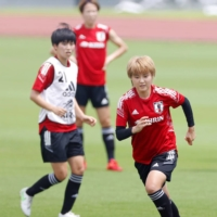 Midfielder Honoka Hayashi was initially selected as a backup member for Nadeshiko Japan before an IOC ruling allowed her to join the expanded squad.   KYODO