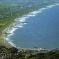 Olympic surf town aims to ride a big wave of interest