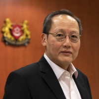Tan See Leng, Singapore's labor minister and second minister for trade and industry | BLOOMBERG