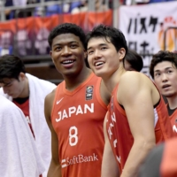 Rui Hachimura's arrival gives a boost to Japan's Olympic basketball dream