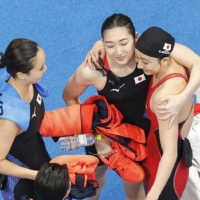 Japanese swimmer Rikako Ikee pleased following unexpected appearance at Tokyo Games