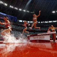 In pictures: Day 9 of the 2020 Tokyo Olympics