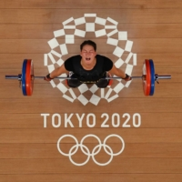 In pictures: Day 10 of the 2020 Tokyo Olympics