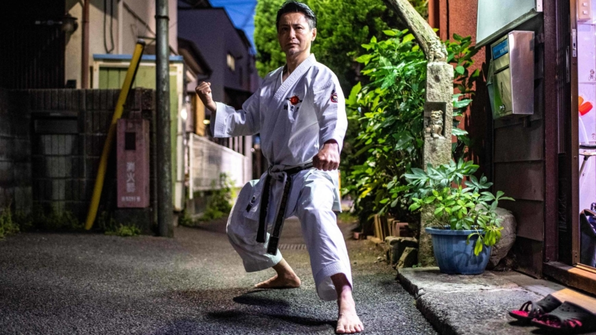 Karate hopes to land killer Tokyo blow before Olympic knockout