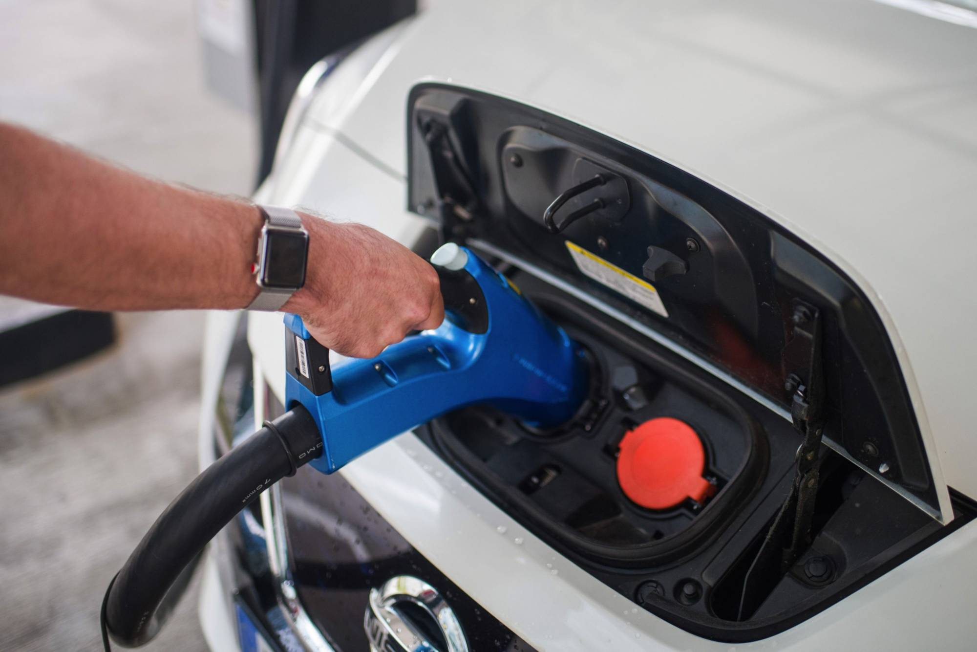 Nissan Motor Co. is planning to build a car-battery factory in Ibaraki Prefecture. | BLOOMBERG