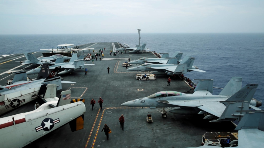 India, U.S., Japan and Australia to hold joint naval exercise