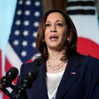 U.S. Vice President Kamala Harris is set to visit Singapore and Vietnam this month. | REUTERS