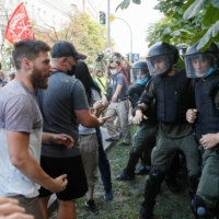 'Constantly pursued': Ukraine's LGBT activists attacked online and in the street