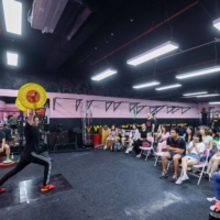 In a basement gym in Shanghai, amateur weightlifters strain under two loads: the steel bars and plates that they lift, and a stigma rooted in the Chinese belief that the sport leaves its practitioners stunted and fat. | AFP-JIJI
