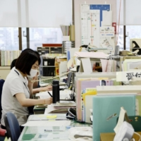 Rise in COVID-19 cases across Japan takes toll on public health centers