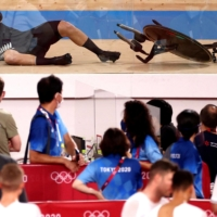 In pictures: Day 12 of the 2020 Tokyo Olympics
