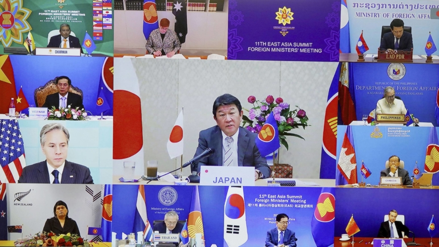 Japan fully backs appointment of ASEAN special envoy to Myanmar