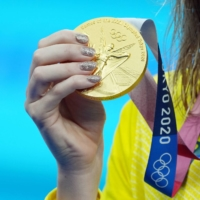 Priceless? Even Olympic medals can be had for the right price