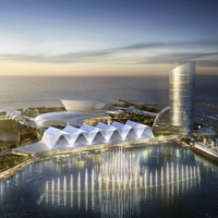 MGM's proposal for a casino resort in Osaka   KYODO
