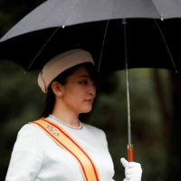 The controversy over the planned marriage between Princess Mako, a niece of Emperor Naruhito, and commoner Kei Komuro, continues to simmer.   REUTERS