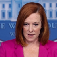 In an increasingly assertive approach, the Biden administration has asked all federal employees to get vaccinated or face COVID-19 testing twice a week. Biden has hinted there will be further measures and White House spokeswoman Jen Psaki said there were 'early conversations, early discussions about a range of options.' | REUTERS