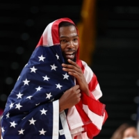 Kevin Durant leads U.S. to fourth straight Olympic basketball gold