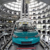 Volkswagen is relying on China, the world's biggest auto market, to fund its transition to electric vehicles.   REUTERS