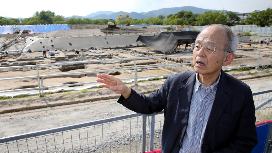 Unearthing the story of an uncle's prewar past in Hiroshima
