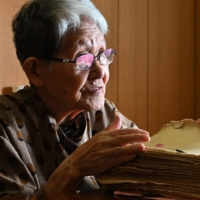 Surviving the atomic bomb, only to live a life of regret