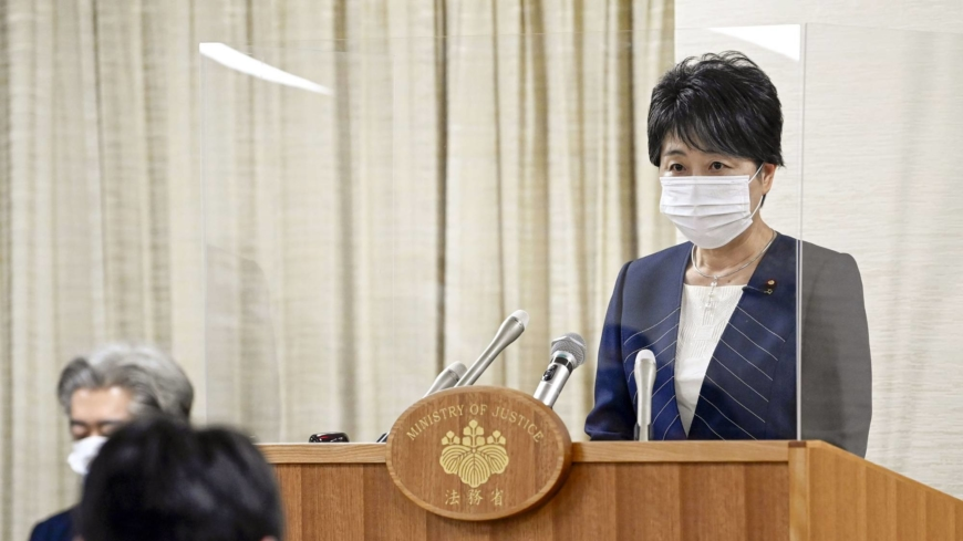 Japan apologizes and vows reform after woman's death in immigration cell