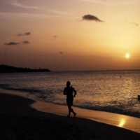 Dozens of small island states most vulnerable to the effects of climate change, like Grenada, have called on the world to save their future. | AFP-JIJI