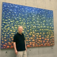 Painting transformed by 9/11 attacks displayed at memorial museum
