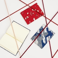 Notebooks designed by Ai Teramoto and Yuki Himuro, part of Liberty's From Japan With Love collection | PHOTOS COURTESY OF LIBERTY LONDON