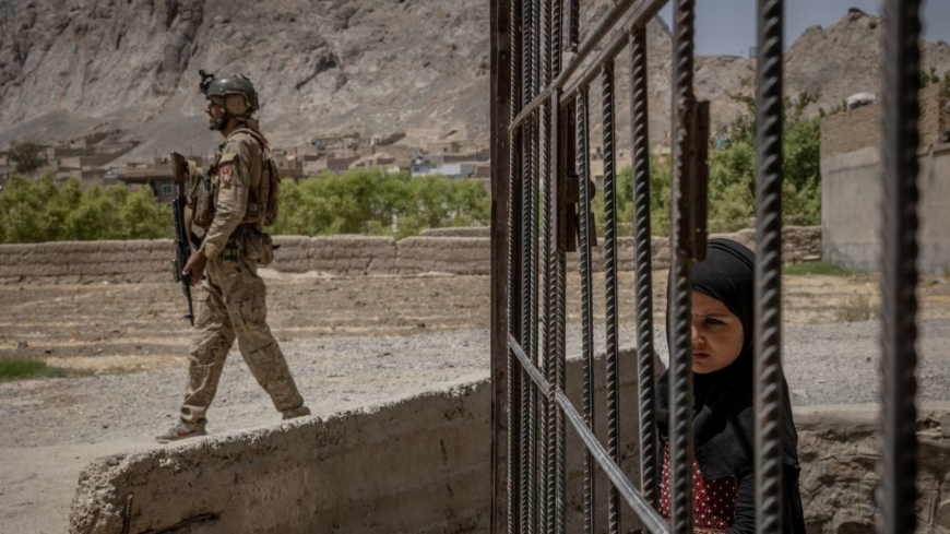 The Afghan military was built over 20 years. How did it collapse so quickly?