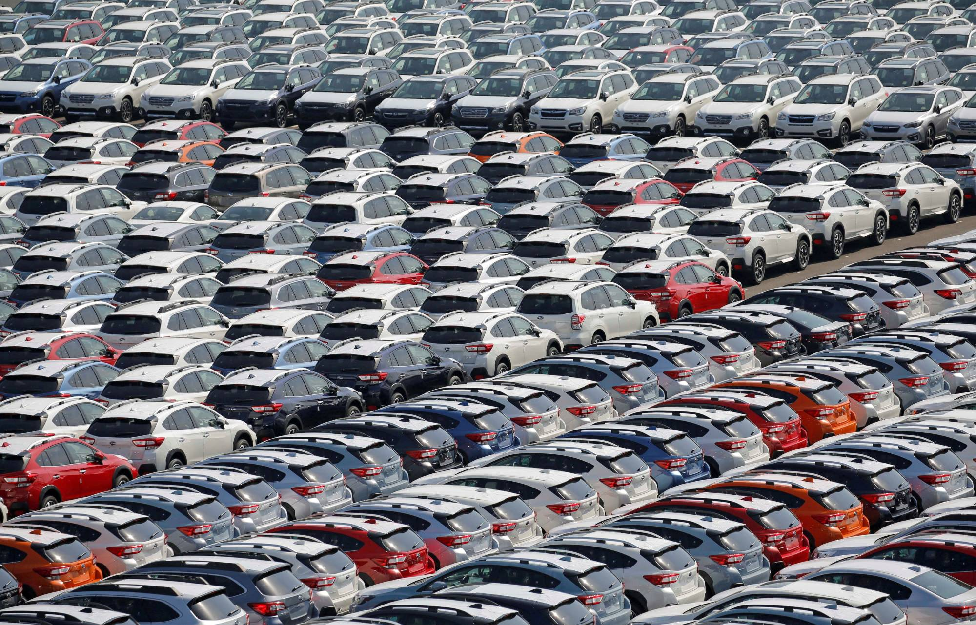 Japan's economy grew an annualized 1.3% in the April-June quarter. | REUTERS
