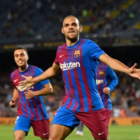 No Messi, no problem as Barcelona takes 'leap into unknown' with win