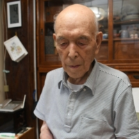 Japanese soldier recalls lucky survival on Burma front in World War II