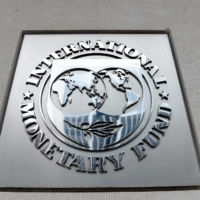 The International Monetary Fund has estimated the central bank's international reserves at $9.5 billion in 2021 in its latest review published in June.    AFP-JIJI
