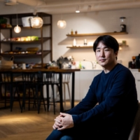 Gary Kim, co-founder and co-chief executive officer of Danggeun Market Inc., at the company's office in Seoul in November 2020 | BLOOMBERG