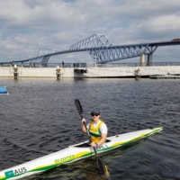 Australian Susan Seipel is competing in the KL2 and the VL2 paracanoe races at the 2020 Tokyo Paralympics. The former made its debut at the 2016 Games in Rio de Janeiro, where Seipel won bronze. | COURTESY OF SUSAN SEIPEL